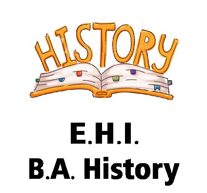 B.A History