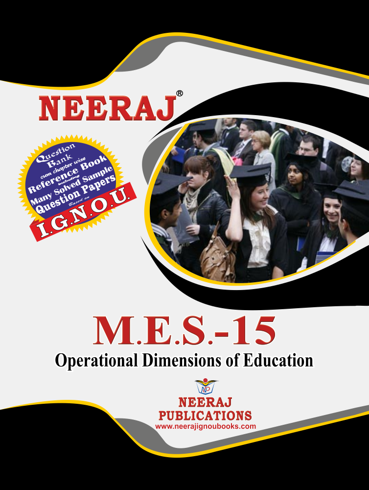 Operational Dimensions of Education