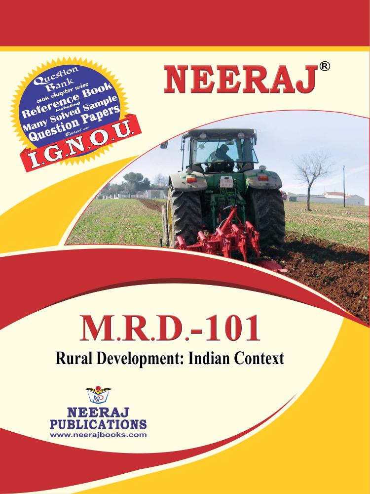 Rural Development: Indian Context
