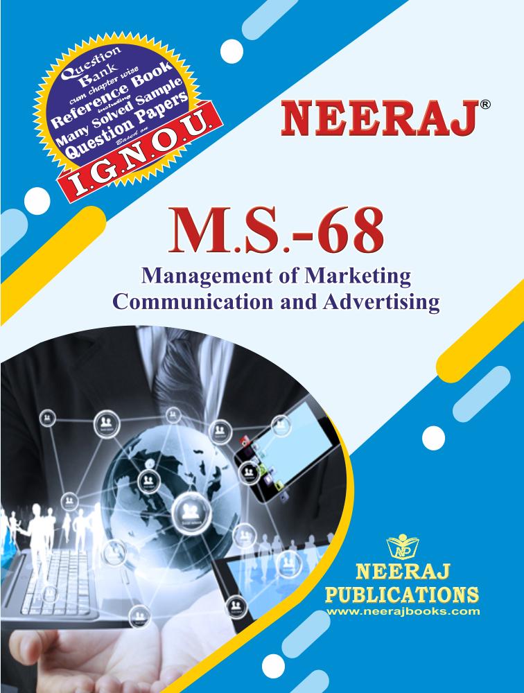 Management of Marketing Communication and Advertising