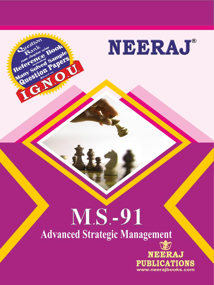 Advanced Strategic Mangement