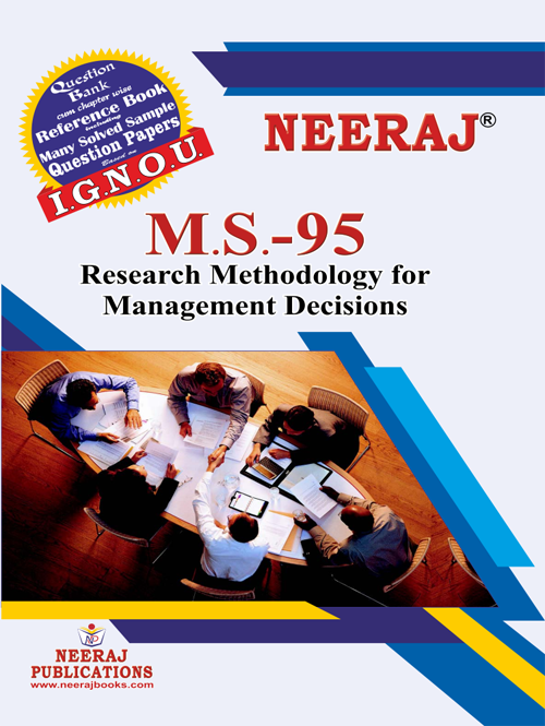 Research Methodology for Managerial Decisions