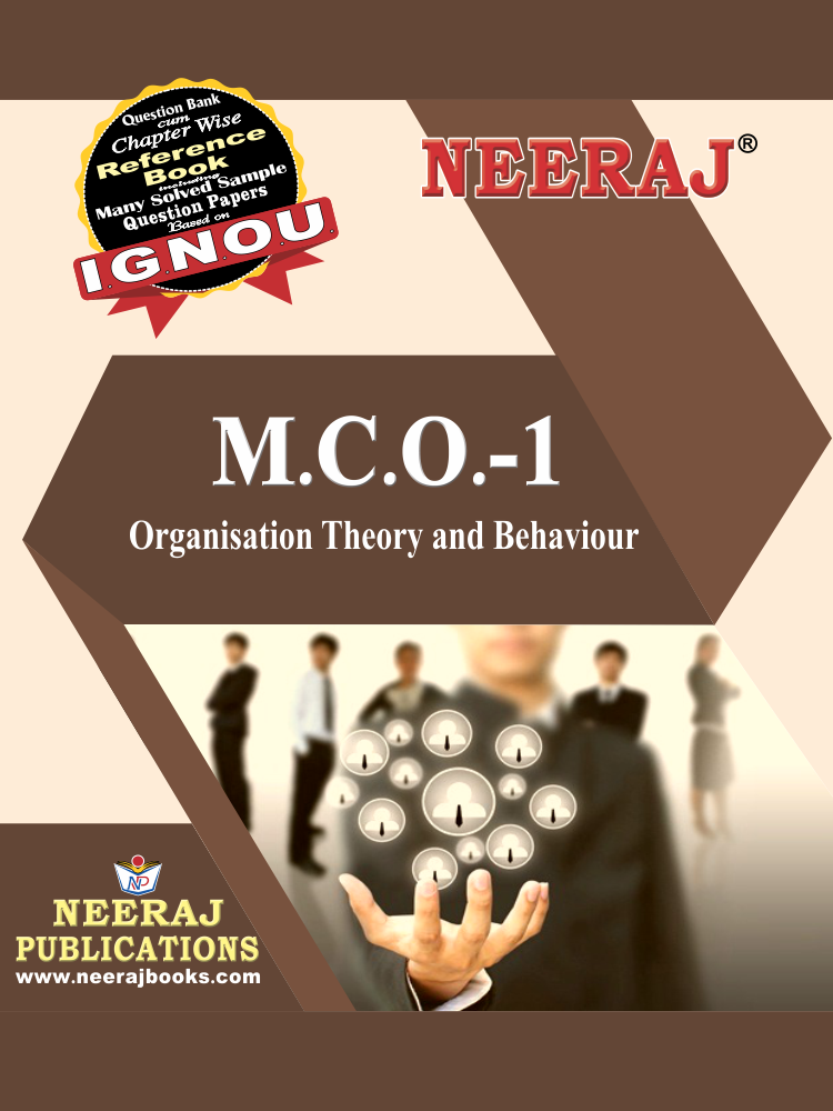 Organisation Theory and Behaviour