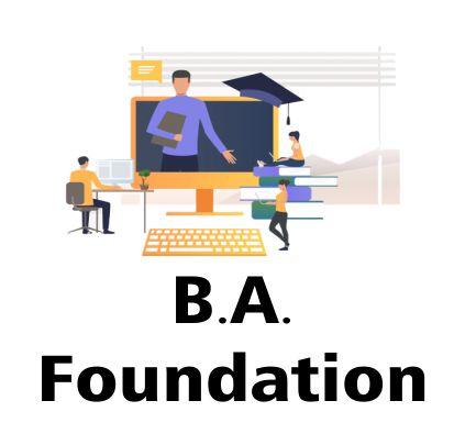 B.A Foundation