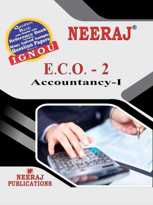 Accountancy-I