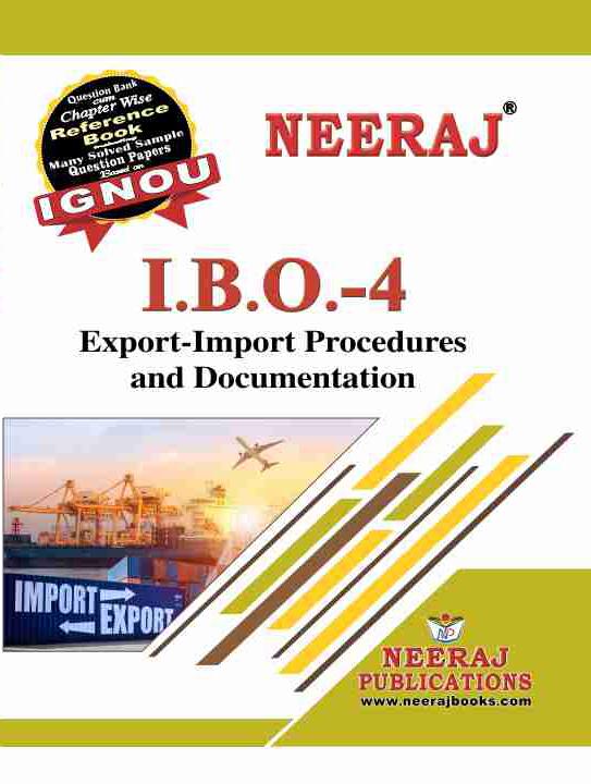 Export - Import Procedure & Documentation
