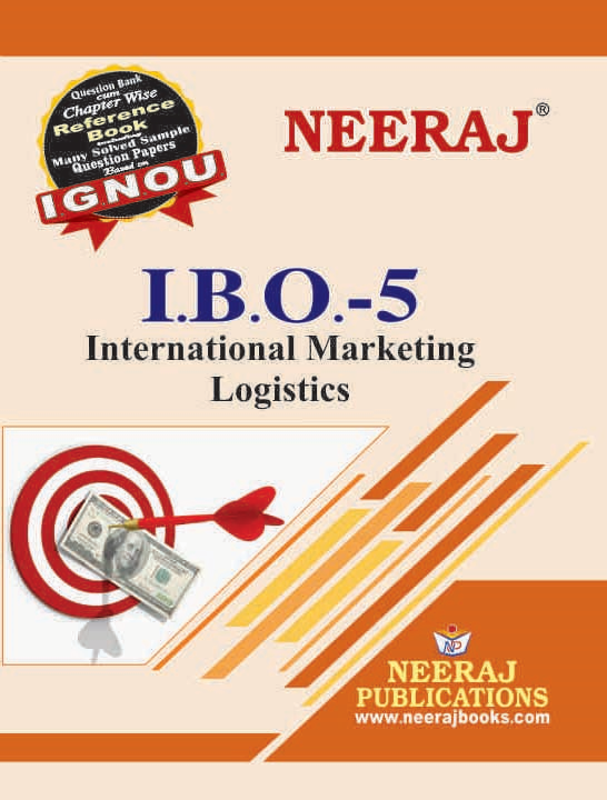 International Marketing Logistics