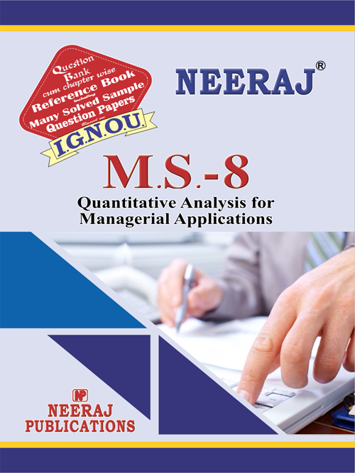 Quantitative Analysis for Managerial Appications