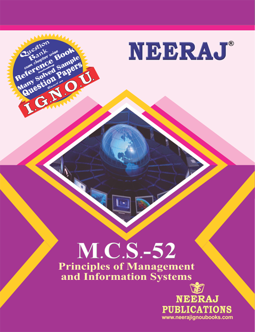 Principles of Management & Information Systems